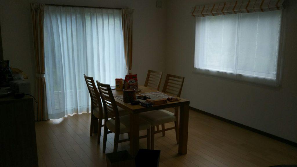 納品事例 ご新築 カーテン シェード 尾の新 オノシン 小浜 舞鶴 敦賀 家具